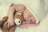 Сон грудничка — малыш, ну сколько можно спать?