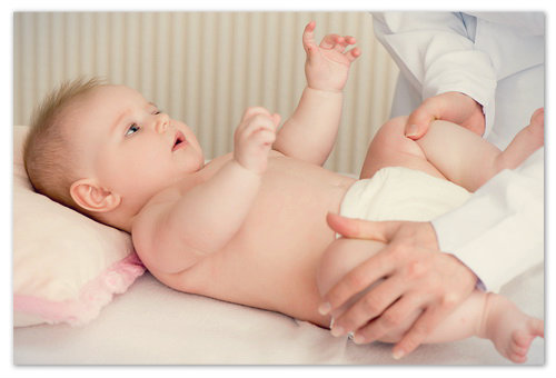 Как узнать, что у ребенка дисплазия?