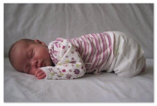 Рахит у младенцев