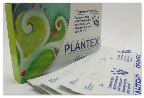 плантекс лекарство инструкция