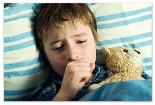 Хронический бронхит у ребенка