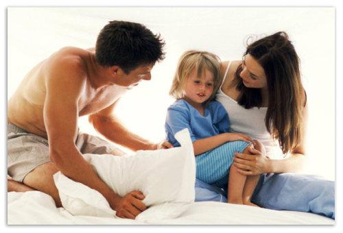 Встревоженные родители