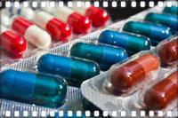 Антибиотики.