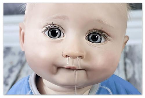 Купить детский назальный аспиратор.