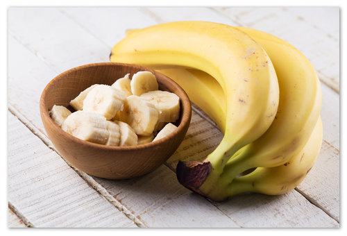 Бананы в рационе питания грудничков.