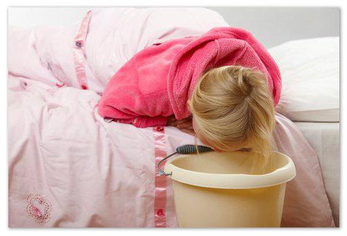 Как вылечить кишечную инфекцию?