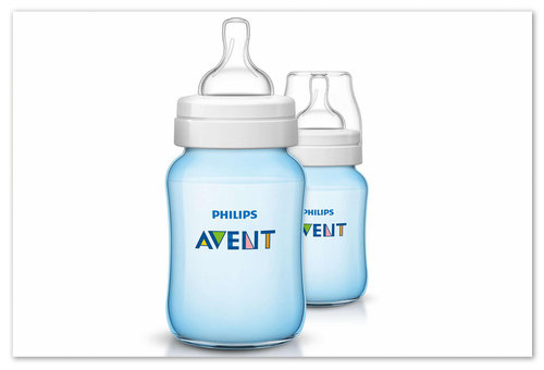 Avent для детей с рождения.