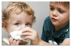 Симптомы синусита у детей и методы лечения болезни