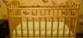 Недорогая, но такая практичная классика: детская кроватка Агат Золушка-5